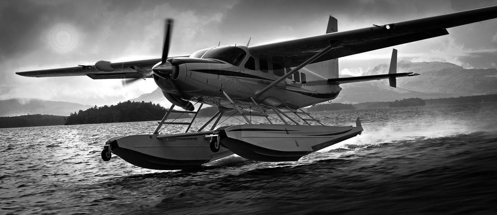 Cessna Caravan 675 Amphibian