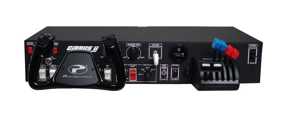 PFC Cirrus II Console