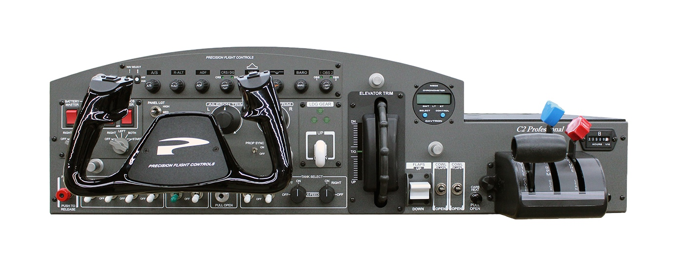 PFC C2 Flight Console